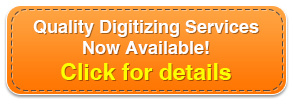 Quality Digitizing Services Now Available! Click for details